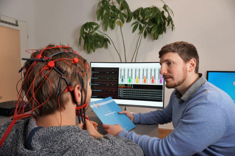 brainboost BrainReport für Unternehmen
