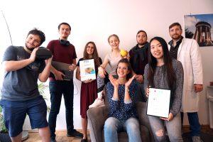 Teambild brainboost Berufsgruppen